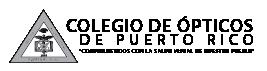 Colegio de Ópticos de Puerto Rico